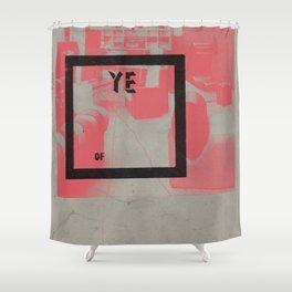 YE Shower Curtain