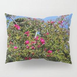 Summel close up tree flowers Pillow Sham