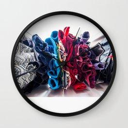 Clothing Wall Clock