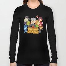 Persona Crossing Long Sleeve T-shirt