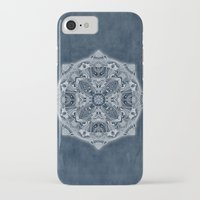 blueprint iPhone & iPod Cases featuring Natural Blueprint by DebS Digs Photo Art