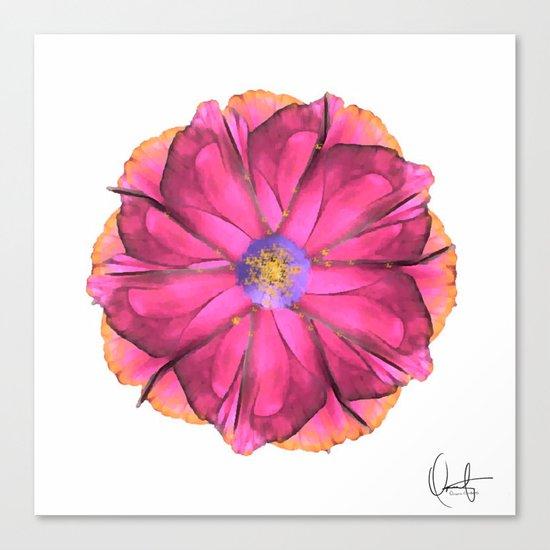 Athena-Flower  Canvas Print