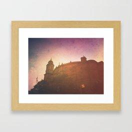 Asheville Framed Art Print