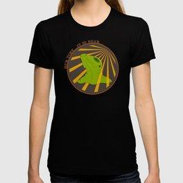 Lizard Revolt #2 T-shirt