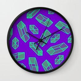 NOVA II Wall Clock