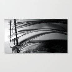 Negatives Canvas Print