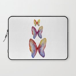 Romantic feeling Butterflies Collection Laptop Sleeve