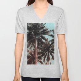 Palms Beach Gradient Unisex V-Neck