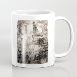 Under the Eiffel Tower Coffee Mug