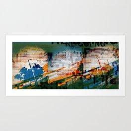 look 03 18 Art Print