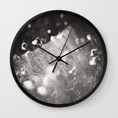 feather-light Wall Clock