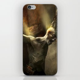 Zombi Hunter iPhone Skin
