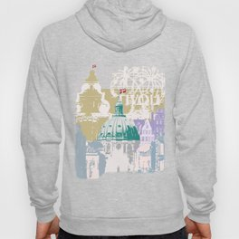 Copenhagen Collage Hoody