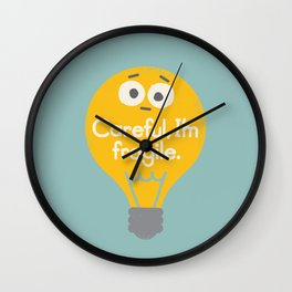 Light Sensitive Wall Clock