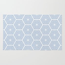 Flower Tiles Rug