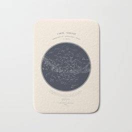 Carte Celeste Bath Mat