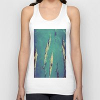 dolphin Tank Tops featuring Dolphin by Amandine