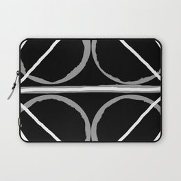 Mind, Body, and Soul are One Laptop Sleeve