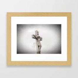 For All Mankind Framed Art Print