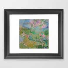 Bloom Framed Art Print