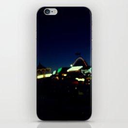 Night at the Boardwalk iPhone Skin