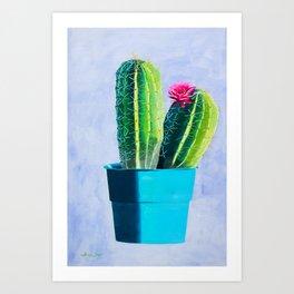 Love in the Air Art Print