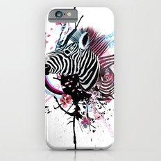 Zebra iPhone 6s Slim Case