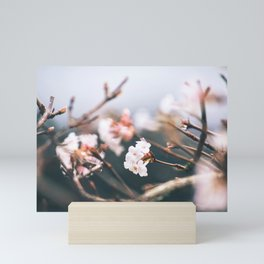 Little flowers Mini Art Print