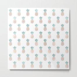 FINE-apples Metal Print
