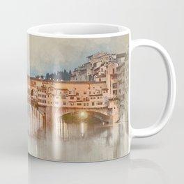 Firenze, Ponte Vecchio Coffee Mug