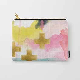 Three Wisemen Abstract Carry-All Pouch