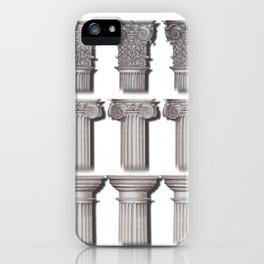 Triple Threat iPhone Case