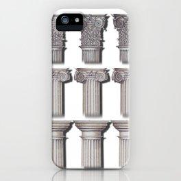 Triple Threat iPhone Case