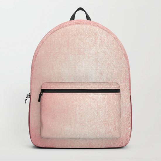 Simply Rose Gold Twilight Backpack