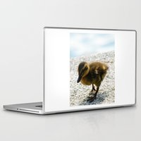 stockholm Laptop & iPad Skins featuring Stockholm Chick by GardenGnomePhotography