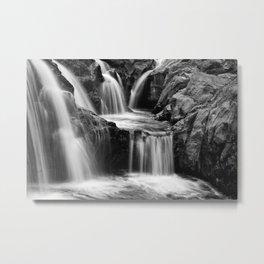 Waterfalls movement Metal Print