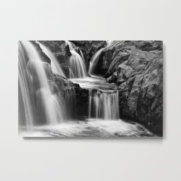 Waterfalls movement Metal Print