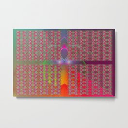 3005 Colors, lights, and patterns ... 1 Metal Print