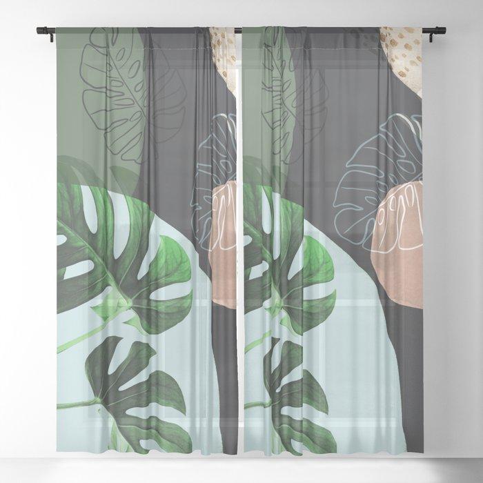 Simpatico V3 Sheer Curtain