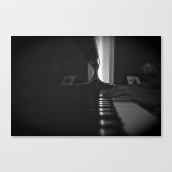 C Major Chord Canvas Print