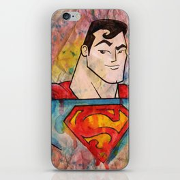 The Man iPhone Skin