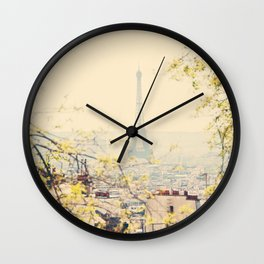 from atop the hill ... Wall Clock