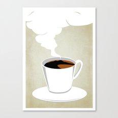 Neapoletan Breakfast Canvas Print