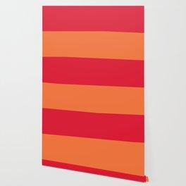 Raspberry Peach Orange Wallpaper