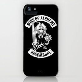 Sons of Alchemy iPhone Case