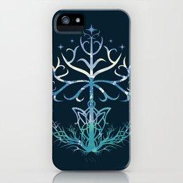 Lightful Tree iPhone Case