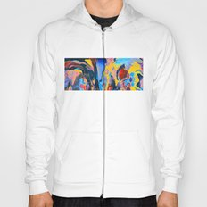 Sunset Oil Hoody