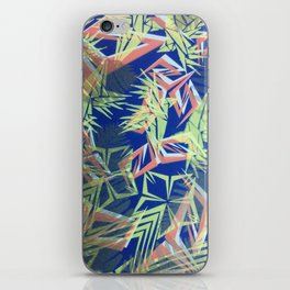 A Tumultuous Dinner Party iPhone Skin