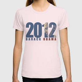 2012 barack Obama T-shirt