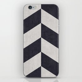 Triangular composition XVIII iPhone Skin